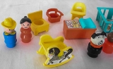 Kinderzimmer von Fisher Price