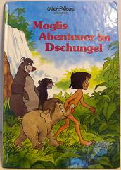 Moglis Abenteuer im Dschungel