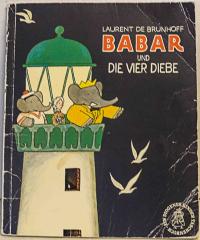 Babar und die vier Diebe