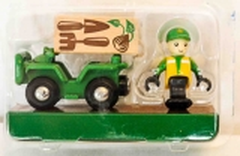 Waldarbeiter-Quad Nr. 33798