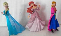 Disney Figuren von Bullyland