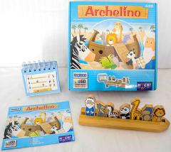 Archelino Logik-Spiel aus Holz