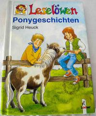 Leselöwen: Ponygeschichten