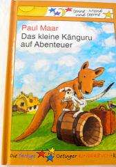 Das kleine Känguruh auf Abenteuer