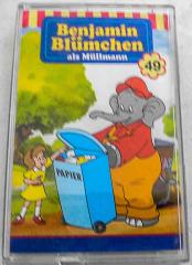 Benjamin Blümchen als Müllmann Nr. 49