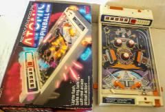 Atomic Pinball Blitzschnelles Geschicklichkeitsspiel
