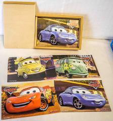 Cars aus Holz