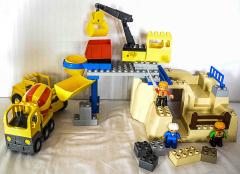 Lego Duplo Steinbruch Nr. 5653