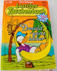 Lustiges Taschenbuch - Donald ganz locker Nr. 138