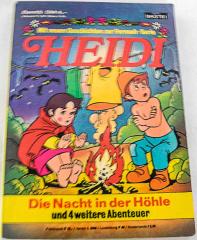 Heidi Die Nacht in der Höhle Nr. 5
