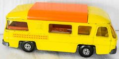 Camper gelb/orange