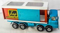 Fracht-Transporter K14 blau