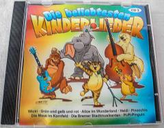 Die beliebtesten Kinderlieder Nr. 3