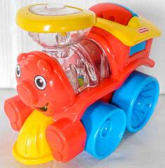 Lokomotive von Fisher Price