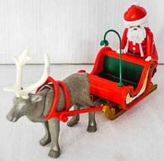 Weihnachtsmann-Set