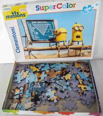 Minions Super Color 104 Teile