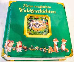 Meine magischen Waldgeschichten. Neue Geschichten