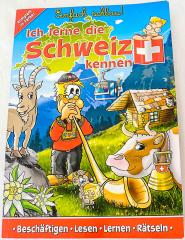 Ich lerne die Schweiz kennen. Einfach schlau.