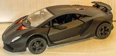 Lamborghini schwarz