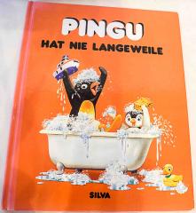 Pingu hat nie Langeweile