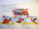 Lego Creator Red Rotors 3 in 1 Nr. 31003