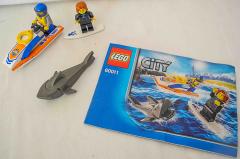 Lego City Rettung des Surfers