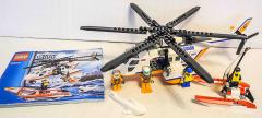 Lego City Hubschrauber der Küstenwache Nr. 60013