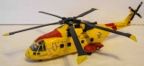 Helikopter gelb/rot Canada Rescue