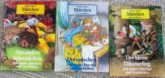 Märchen Bücher Set: Weltberühmte Märchen lesen und hören