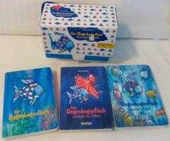 3 Bücher in Schachtel Regenbogenfisch