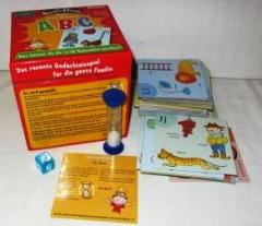 Brain Box ABC das rasante Gedächtnisspiel