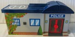 Polizeistation zum Mitnehmen