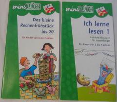 Mini-Lük 2 Büchlein