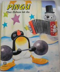 Pingu der Zirkus ist da