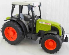 Traktor hellgrün Claas Nectis 267F von Bruder