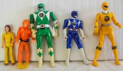 5 verschiedene Figuren
