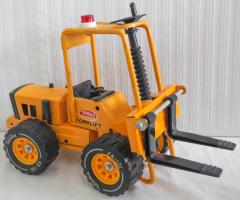 Stapler Forklift gelb/schwarz von Tonka