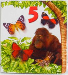 Kleines Büchlein 5 Tiere