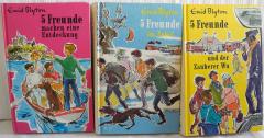 5 Freunde Set - 3 Bücher