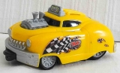Auto gelb Crazy Cab