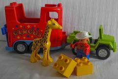 Lego Duplo Zirkuswagen