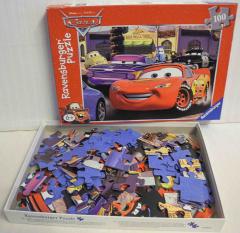 Cars 100 Teile