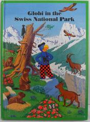 Globi in the National Park