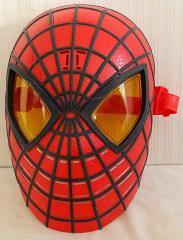Maske Spider Man rot
