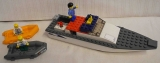 Lego 3 Boote