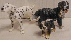 Hunde-Set von Schleich/Bullyland