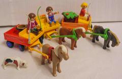 Kinderponywagen-Set