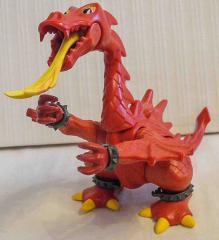 Drachen rot
