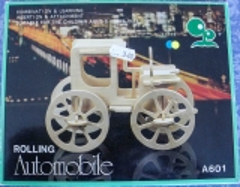Rolling Automobil  A601