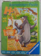 Mini Puzzle Dschungelbuch